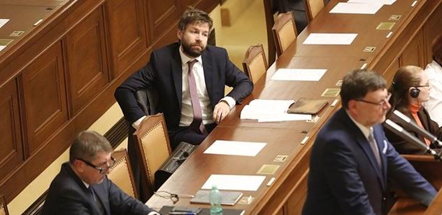 Dnešní tisk: Ministra spravedlnosti Pelikána by měl střídat Mlsna. Bude to změna k horšímu, obávají se justiční špičky
