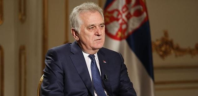 Srbský prezident Nikolić pro PL: Havel byl nemilosrdný, Zeman je náš přítel. Clintonová nám přinesla zlo, Trump je naděje. Nebezpečné Rusko? Pohádka pro děti