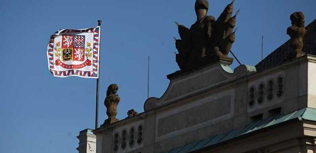 Na Pražském hradě dnes Miloš Zeman uspořádá svůj první reprezentační ples