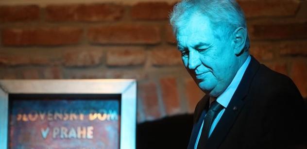 Teď se rozhoduje, Zeman je u toho. Štěpán Kotrba a zásadní slova o českém prezidentovi a budoucnosti světa: Nikdy nezapomenu na jízdu Zemákem po Ostravsku...