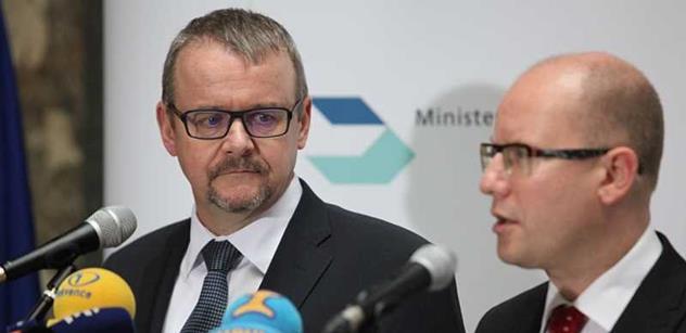 Sobotka v televizi vysvětlil, proč se nakonec rozhodl nominovat Ťoka na post ministra dopravy