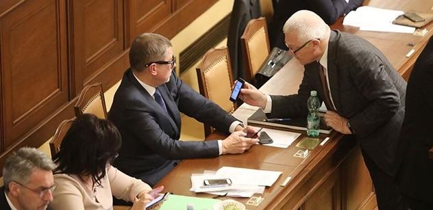 Babiš po výbuchu koaličních jednání: ČSSD neustoupila ani o centimetr. A hovoří o předčasných volbách...