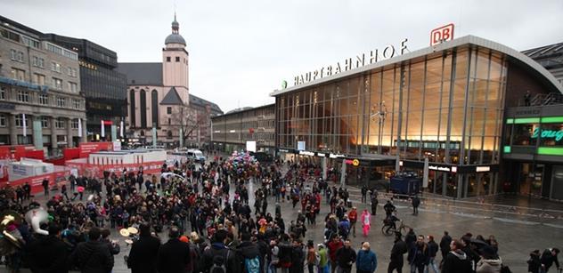 Zadržen údajný sexuální útočník ze silvestrovského Kolína. Už byl v jiné zemi a chycen při zločinu