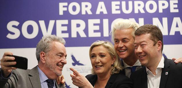 Protiimigrační strany na vzestupu, v EP chtějí vlastní frakci