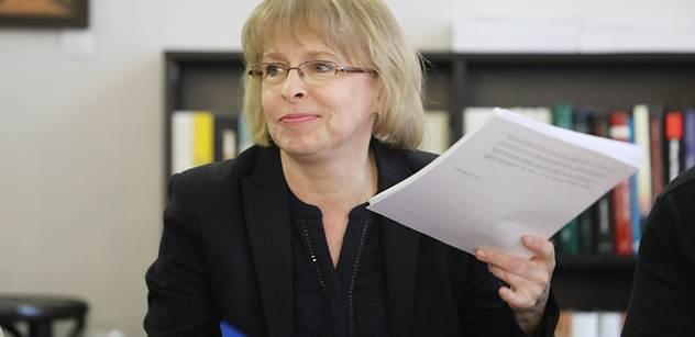 Kordová Marvanová (STAN): Dům pážat po dvanácti letech ožívá výstavou k 17. listopadu