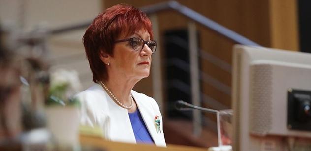 Kislingerová (ANO): Městským částem rozdělí Praha z rezervy o 228,9 milionu víc
