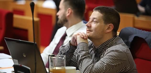 Patrik Nacher: Jsem pozitivní rebel, žádný automatický zvedač rukou. Ve Sněmovně bych se chtěl věnovat třem důležitým oblastem