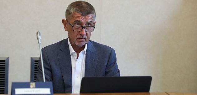 Premiér Babiš: Jsem naštvaný a frustrovaný
