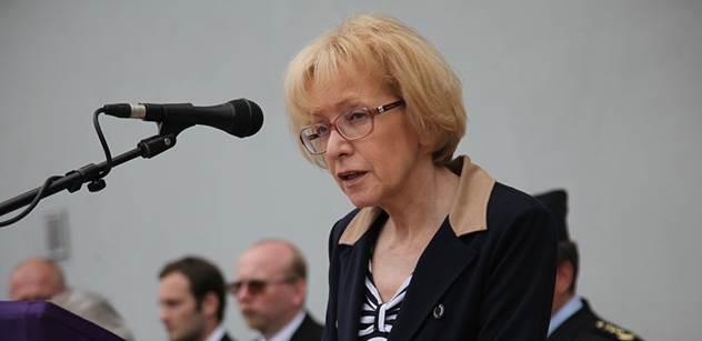 O osudu soudce Veselého bude rozhodnuto do příštího týdne, řekla ministryně Válková