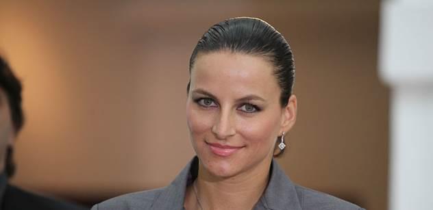 Půvabná kandidátka do Bruselu: Ukrajina v EU? To by bylo...