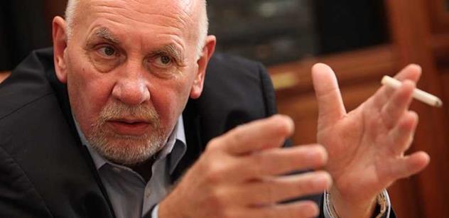 Pavel Rychetský promluvil o komunistech a přidal pravdu o disidentech
