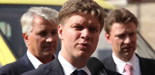 Pražský primátor Hudeček pohovořil o své pozici v TOP 09 i povolebních koalicích