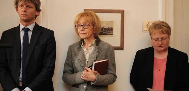 VÍME PRVNÍ Do Senátu za ANO bude chtít exministryně Válková, možná i ministr Stropnický