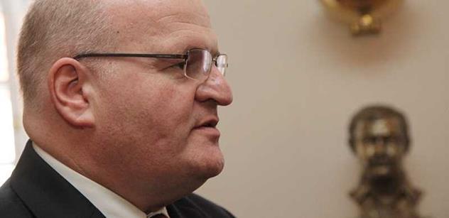 Ministr Herman objasňoval čtenářům duchovní poselství islámu