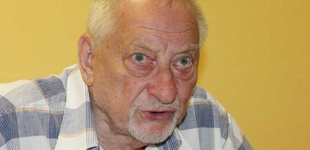 Zkušený novinář Petránek má povolební vzkazy pro Miroslava Kalouska i Andreje Babiše
