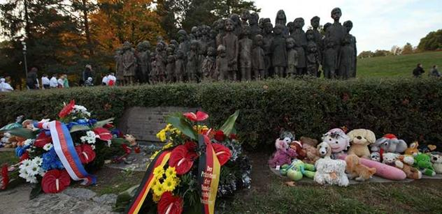 Odvolací soud projedná spor sochaře Hampla a Památníku Lidice