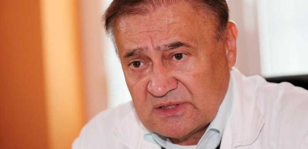 V nemocnici zemanovského senátora zasahovali policisté. Zajímala je zdravotní dokumentace