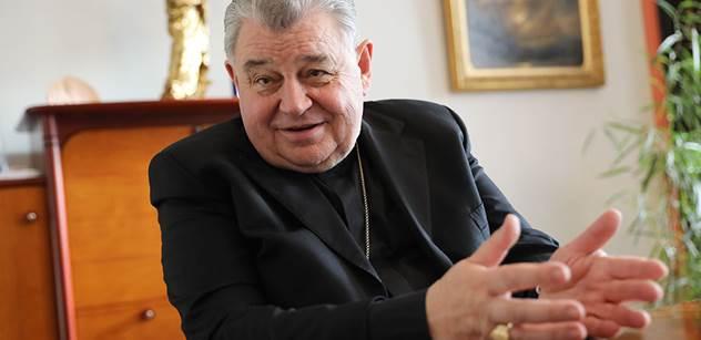 Kardinál Duka to rozbalil jako ještě nikdy. Prosil svaté o záchranu evropských národů, tradiční rodiny i českého školství