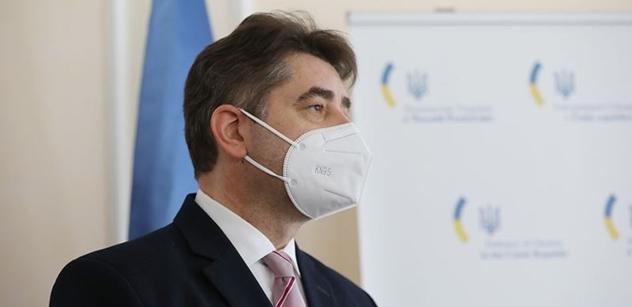 Ukrajinský velvyslanec hovořil s Kundrou z Respektu. Nadiktoval si, co žádají od Západu