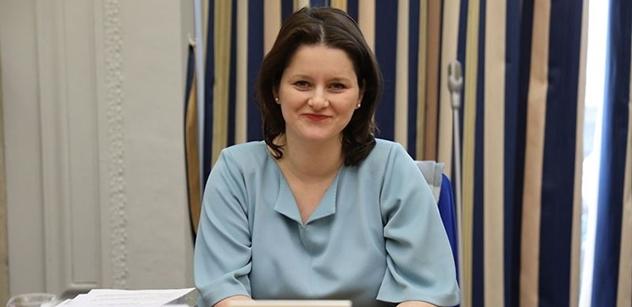 Ministryně Maláčová: Sociální demokracie v navyšování důchodů bude pokračovat