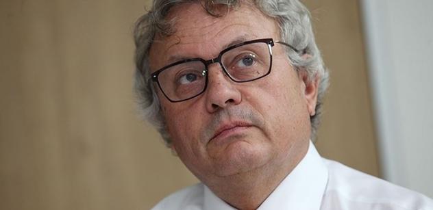 Vladimír Dlouhý: Senioři si zaslouží důstojné stáří, ne život v chudobě