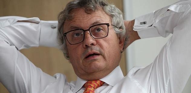 Vladimír Dlouhý se zhrozil: Sobotkovy daňové nápady nám zničí ekonomiku