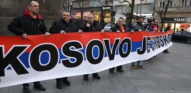 Kosovo je... Albánie? Na stole v Bruselu přistál papír, ke kterému se nikdo nezná