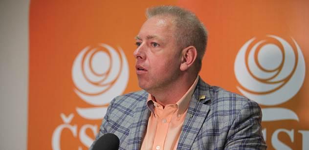 Milan Chovanec získal nominace na funkci předsedy ČSSD
