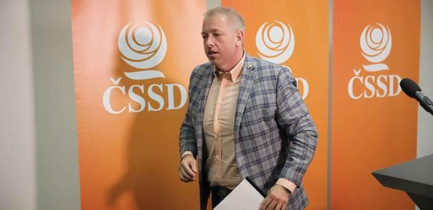 Milan Chovanec totálně zamíchal karty v ČSSD. Chce kandidovat na předsedu