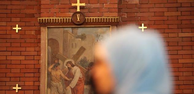"""Svérázná integrace imigrantů v Rakousku: Do dětské čítanky dali obrázek mešity, kostel ale """"korektně"""" opomněli"""