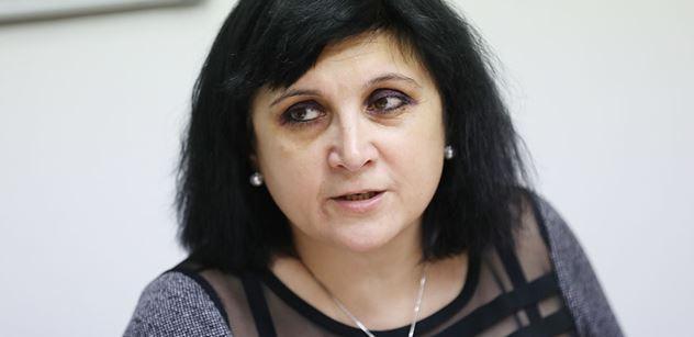 Klára Samková se bude soudit s advokátní komorou. Kvůli pokutě za prokletí tureckého velvyslance