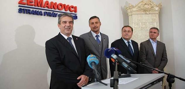 Kampaň vrcholí: Zemanovci přišli s vtípkem, Bobo se svými pětkami
