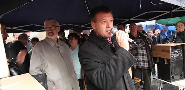 Rus, který se chytil s Kalouskem: Idioti překrucují 2. světovou. Kyjevský fašismus povede k odtržení východu