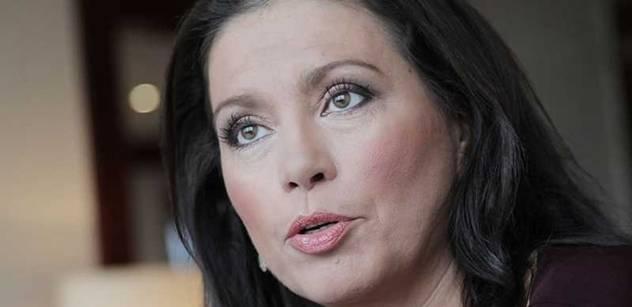 Bobošíková se brání: Je to útok na našeho představitele