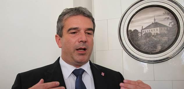 Předseda SPOZ: Včerejší nepřítel Šlouf je pro novináře hrdina. Děláme očistu jako exprimátor Svoboda