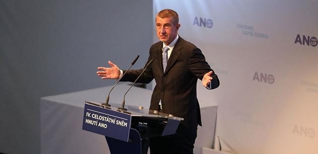 Robert Troška: Babiš vítězí, EET kraluje, poddaní jásají, jen mizí svoboda i drobný živnostník