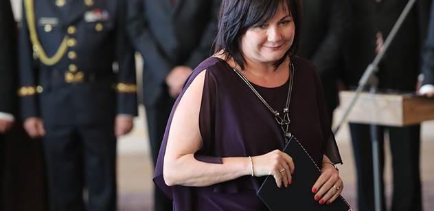Ministryně financí Schillerová převzala úřad a odhalila své hlavní priority