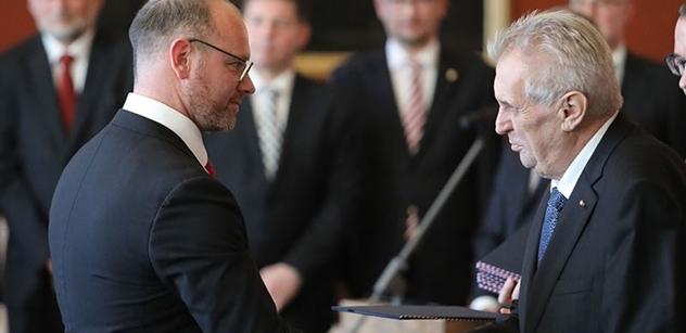 Ministr Plaga chce další miliardu. Pro vysoké školy a nepedagogické pracovníky