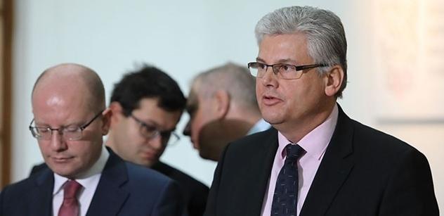 Ministr Ludvík: Jsem rád, že i pan prezident projevil starost o zdraví všech našich občanů