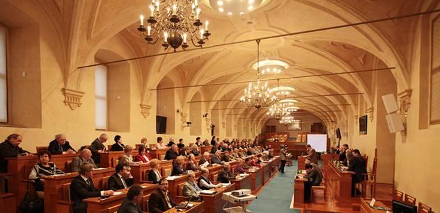Lukáš Jelínek: Změní Senát svůj profil?