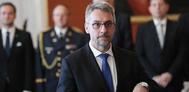 Ministr Metnar: Postup USA jsme podpořili, nechceme ale nové závody ve zbrojení