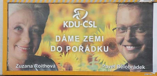 Berwid-Buquoy (KDU-ČSL): Vycházející hvězda táborské KDU-ČSL - Viktor Mačura