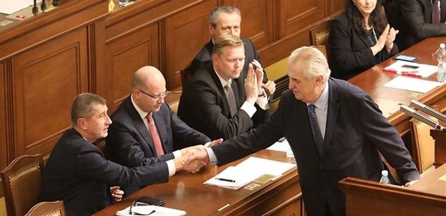 Sněmovna schválila státní rozpočet, schodek má klesnout na 60 miliard