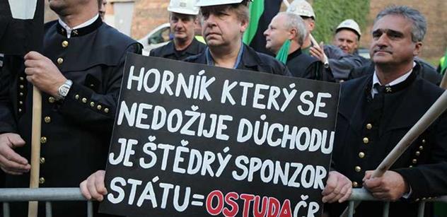 Na severu Moravy se blíží velké propouštění: OKD se chce do dvou let zbavit poloviny zaměstnanců