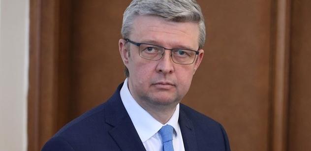 Ministr Havlíček: Je to klíčový zákon pro přípravu nového zdroje v Dukovanech