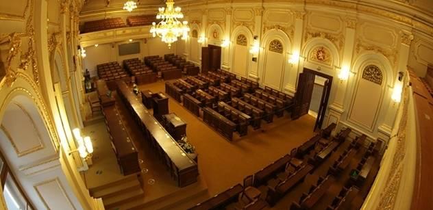 Parlament i odbojáři uctili památku odbojáře Morávka bez ČSBS