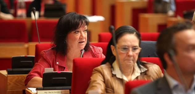 Soud zamítl žalobu na KSČM a Semelovou za výroky o Horákové