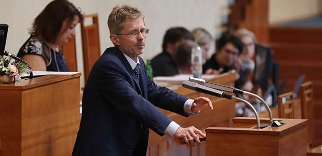 Senátor Vystrčil: Přibude další posuzování různých žádostí, a tím se zvýší korupční potenciál