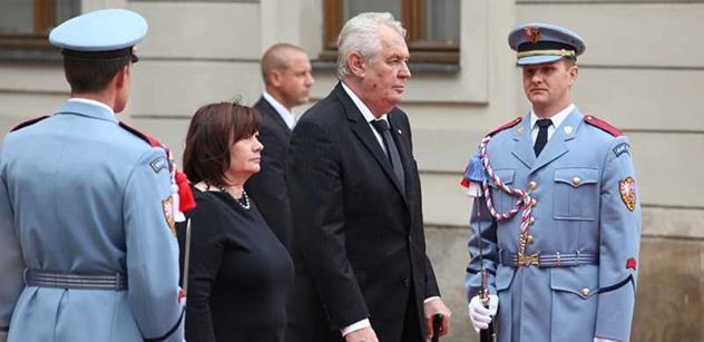 Ivana Zemanová navštíví seniory, zakusí i výrobu pravých hořických trubiček
