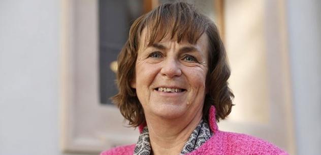 Senátorka Chalánková: Kandidatura paní Lipovské je mimořádně důležitá a prospěšná